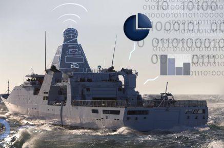 Koninklijke Marine en Techport slaan handen ineen op thema Smart Maintenance