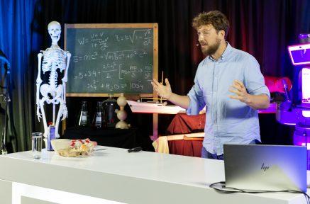 Studiedag vol techniek voor docenten basisonderwijs