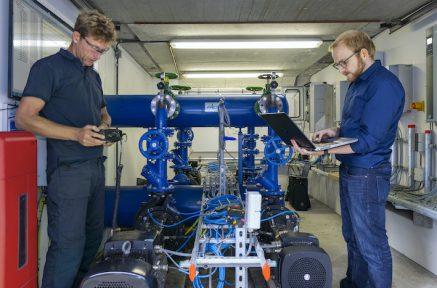 Vakblad T.I.M. over de samenwerking tussen Koninklijke Marine en het Fieldlab