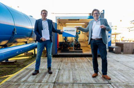 Sorama nieuwe partner van Fieldlab Smart Maintenance Techport