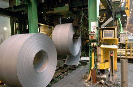 Tata Steel test op proefinstallatie Techport