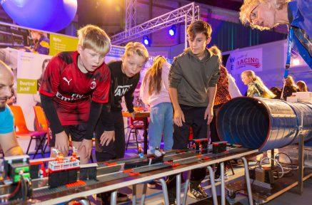 5000 bezoekers voor grootste techniekpromotie event van Nederland