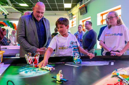 Grootste techniekpromotie event van Nederland geopend